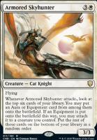 Commander Legends: Armored Skyhunter