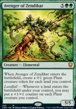 Commander Legends: Avenger of Zendikar (Commander Deck)