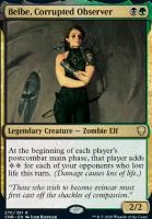 Commander Legends: Belbe, Corrupted Observer
