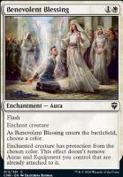 Commander Legends Foil: Benevolent Blessing
