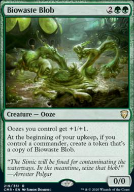 Commander Legends: Biowaste Blob