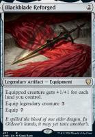 Commander Legends: Blackblade Reforged (Commander Deck)