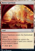 Commander Legends: Boros Garrison (Commander Deck)