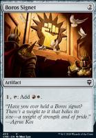 Commander Legends: Boros Signet (Commander Deck)