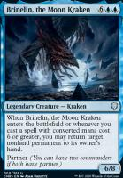 Commander Legends: Brinelin, the Moon Kraken