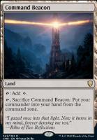Commander Legends Foil: Command Beacon