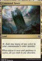 Commander Legends: Command Tower