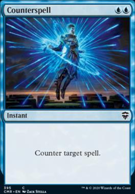 Commander Legends: Counterspell (Commander Deck)