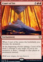 Commander Legends Foil: Court of Ire