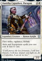 Commander Legends: Danitha Capashen, Paragon (Commander Deck)