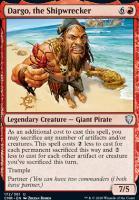 Commander Legends: Dargo, the Shipwrecker