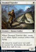 Commander Legends Foil: Doomed Traveler