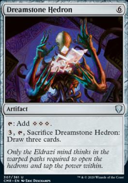 Commander Legends: Dreamstone Hedron