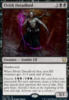 Commander Legends: Elvish Dreadlord