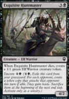 Commander Legends: Exquisite Huntmaster