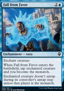Commander Legends: Fall from Favor