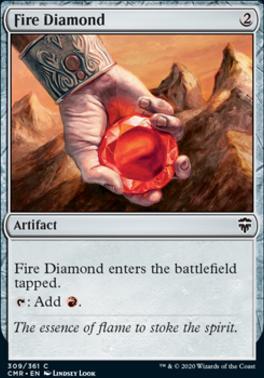 Commander Legends: Fire Diamond