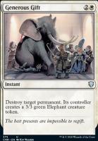 Commander Legends: Generous Gift (Commander Deck)