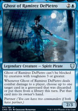 Commander Legends: Ghost of Ramirez DePietro