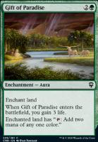 Commander Legends Foil: Gift of Paradise