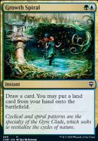 Commander Legends: Growth Spiral (Commander Deck)