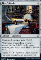 Commander Legends: Hero's Blade