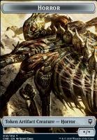 Commander Legends: Horror Token