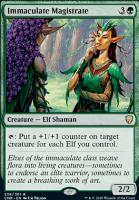 Commander Legends: Immaculate Magistrate