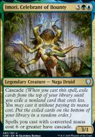 Commander Legends: Imoti, Celebrant of Bounty