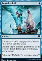 Commander Legends: Into the Roil (Commander Deck)
