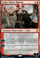 Commander Legends: Jeska, Thrice Reborn