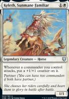 Commander Legends: Keleth, Sunmane Familiar