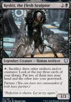 Commander Legends: Keskit, the Flesh Sculptor