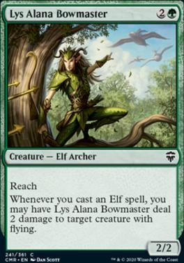 Commander Legends: Lys Alana Bowmaster