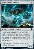 Commander Legends Foil: Maelstrom Colossus