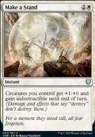 Commander Legends: Make a Stand