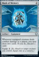 Commander Legends: Mask of Memory