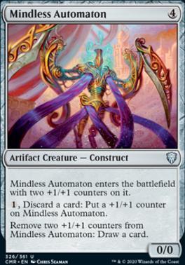 Commander Legends Foil: Mindless Automaton
