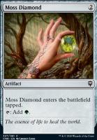 Commander Legends Foil: Moss Diamond