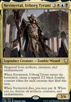 Commander Legends: Nevinyrral, Urborg Tyrant
