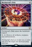 Commander Legends Foil: Nevinyrral's Disk