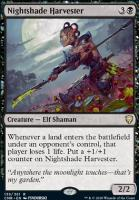 Commander Legends: Nightshade Harvester