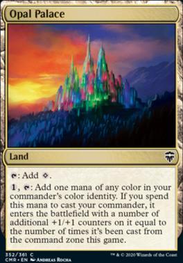 Commander Legends: Opal Palace