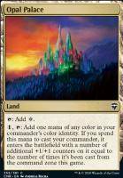 Commander Legends Foil: Opal Palace