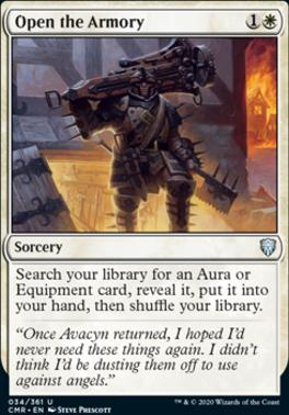 Commander Legends: Open the Armory