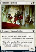 Commander Legends Foil: Palace Sentinels