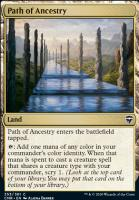 Commander Legends Foil: Path of Ancestry
