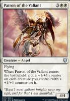 Commander Legends Foil: Patron of the Valiant