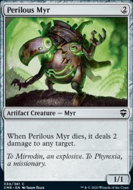 Commander Legends: Perilous Myr