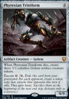 Commander Legends: Phyrexian Triniform